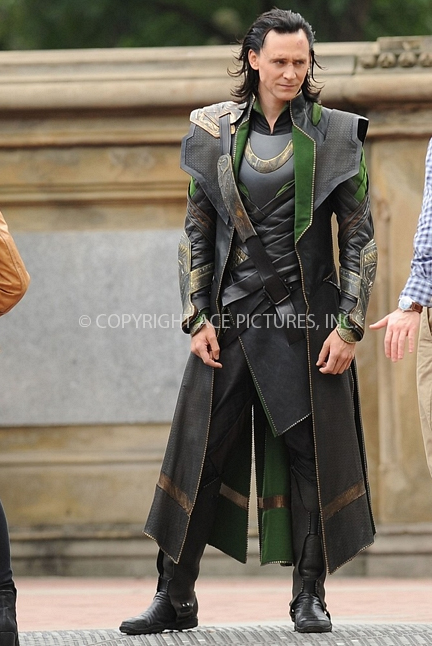 Loki thor full body
